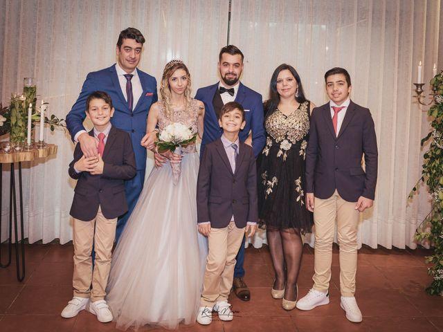 O casamento de André e Carla em Balazar, Póvoa de Varzim 13