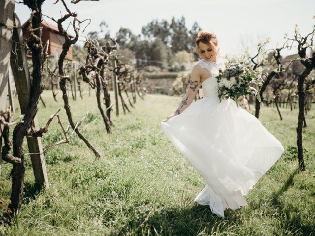 O casamento de João  e Gisela  em Aguiar de Sousa, Paredes 22