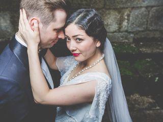 O casamento de Olga e Joscha