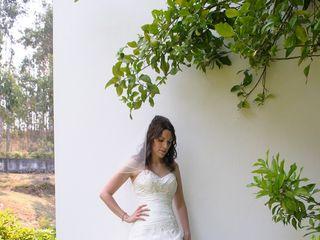 O casamento de Carla e Hugo 3