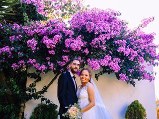 O casamento de Mariana e Sílvio