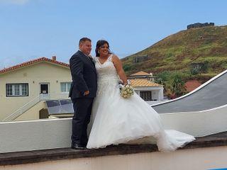 O casamento de Tiago e Vanessa