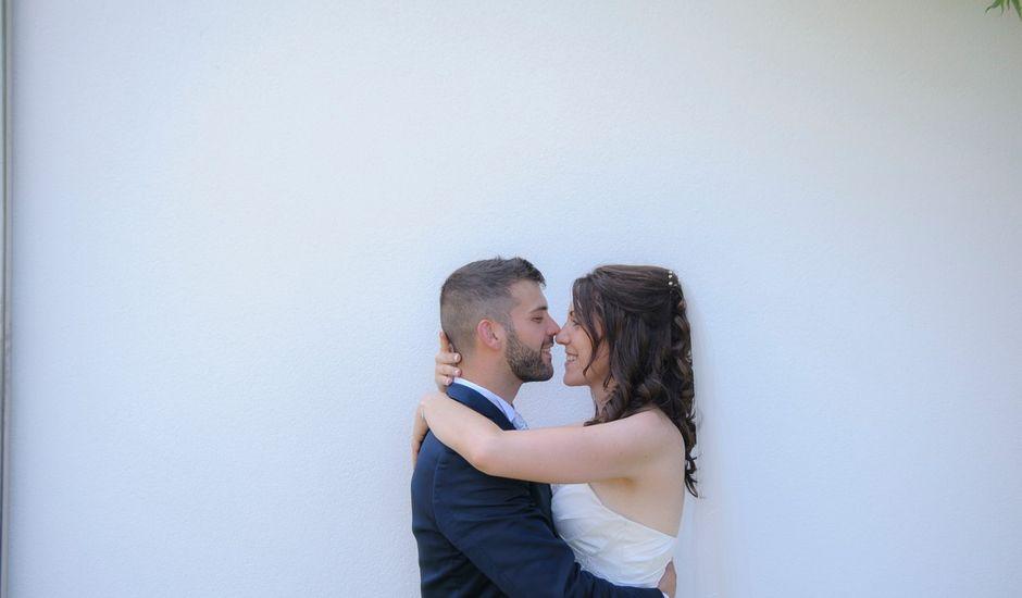 O casamento de Hugo e Carla em Águas Santas, Maia