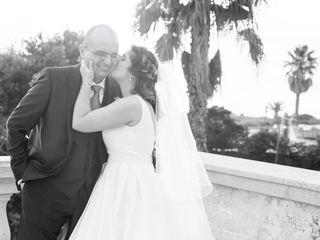 O casamento de Teresa e José