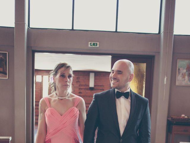 O casamento de Vitor e Teresa em Balazar, Póvoa de Varzim 16
