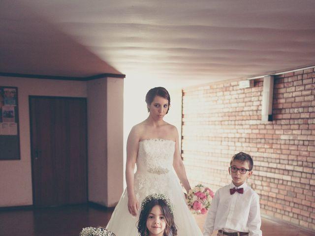 O casamento de Vitor e Teresa em Balazar, Póvoa de Varzim 20