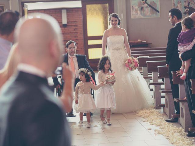 O casamento de Vitor e Teresa em Balazar, Póvoa de Varzim 21