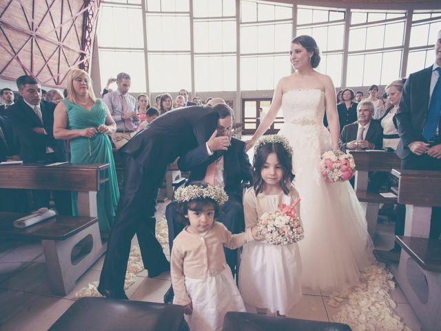O casamento de Vitor e Teresa em Balazar, Póvoa de Varzim 22