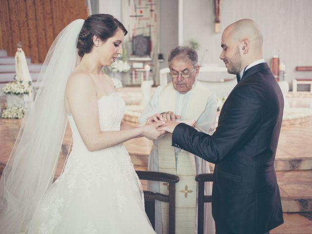 O casamento de Vitor e Teresa em Balazar, Póvoa de Varzim 25