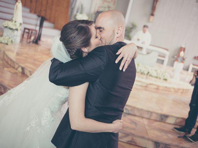 O casamento de Vitor e Teresa em Balazar, Póvoa de Varzim 1
