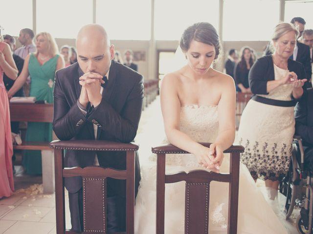 O casamento de Vitor e Teresa em Balazar, Póvoa de Varzim 28
