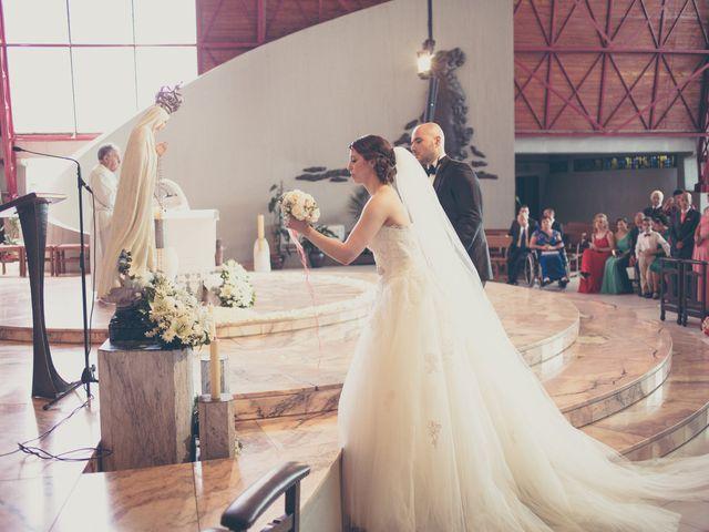O casamento de Vitor e Teresa em Balazar, Póvoa de Varzim 29