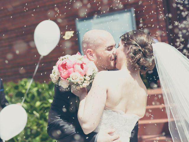 O casamento de Teresa e Vitor