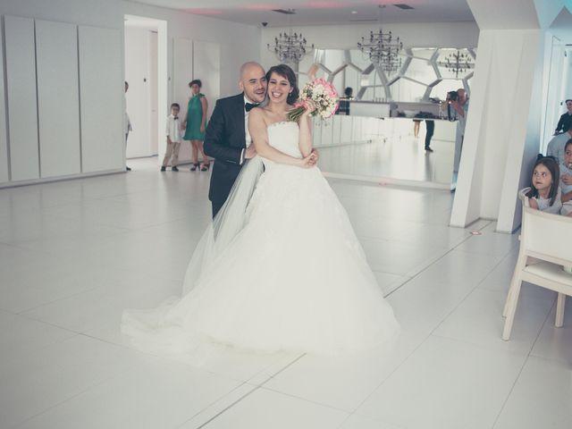 O casamento de Vitor e Teresa em Balazar, Póvoa de Varzim 2