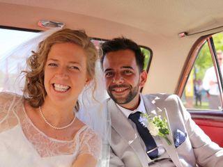 O casamento de Vitória e Pedro