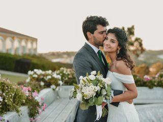 O casamento de Leonor e Miguel