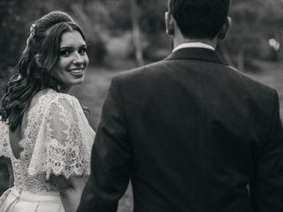 O casamento de Inês e Artur