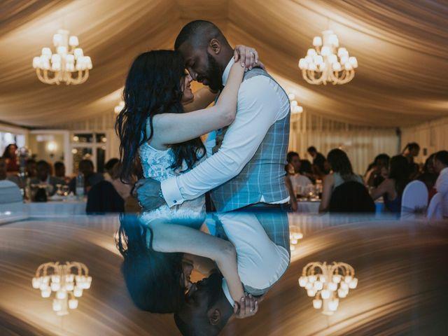 O casamento de Cristina e Miguel