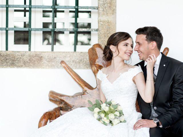 O casamento de Cátia e Hernâni