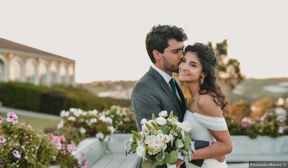 O casamento de Miguel e Leonor em Estoril, Cascais