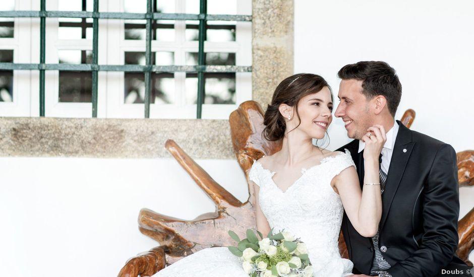 O casamento de Hernâni e Cátia em Caldas das Taipas, Guimarães