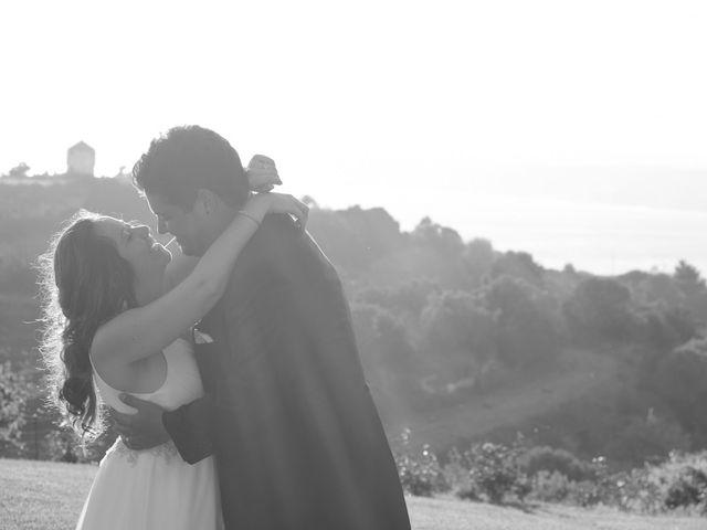 O casamento de Andreia e Gonçalo