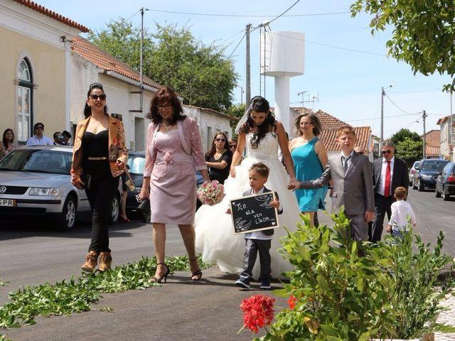 O casamento de João e Patrícia em Pé de Cão, Torres Novas 9