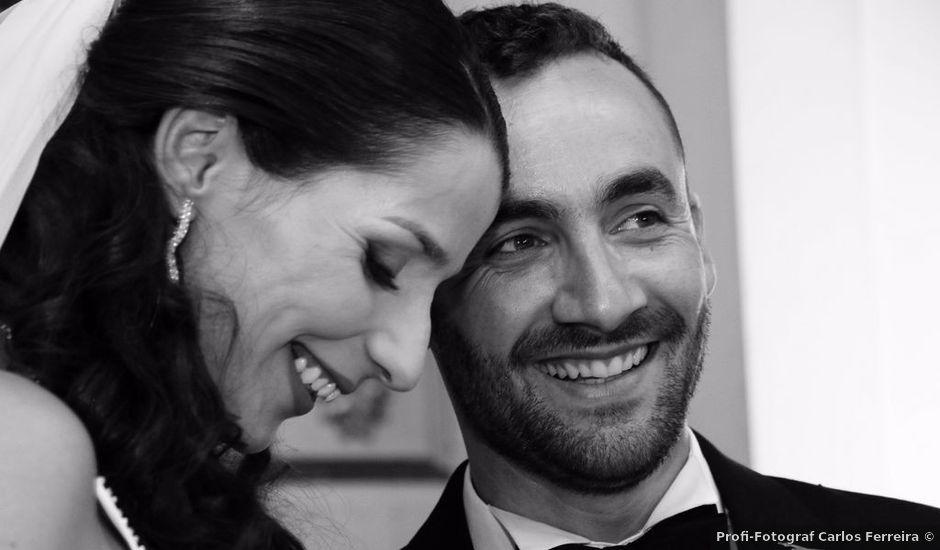 O casamento de João e Patrícia em Pé de Cão, Torres Novas