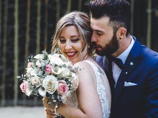 O casamento de Sara e Márcio