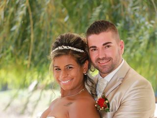 O casamento de Tatina e David 2
