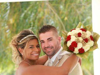 O casamento de Tatina e David 3