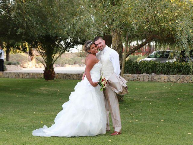 O casamento de Tatina e David