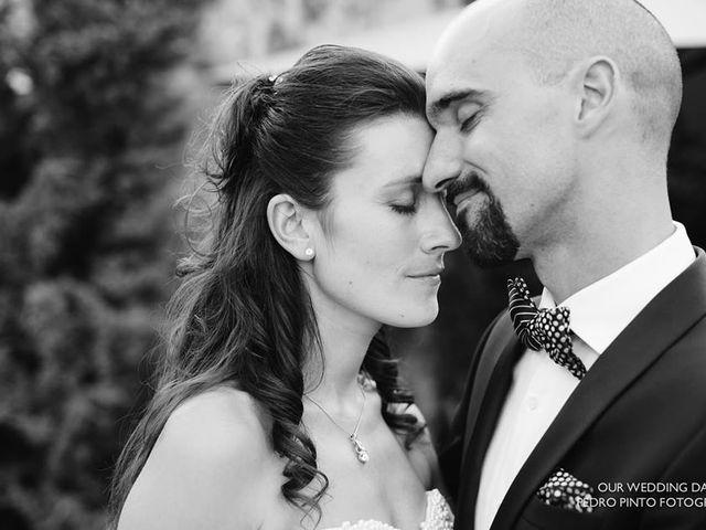 O casamento de Carina e Ricardo