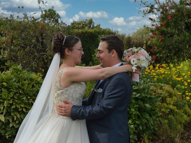 O casamento de Andreia e Ernesto