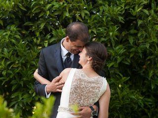 O casamento de Susana e Sergio
