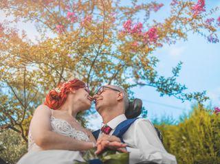 O casamento de Rosa e Hélder
