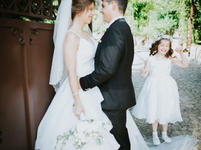 O casamento de Beatriz e Diogo