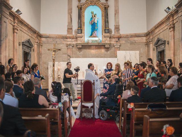 O casamento de Hélder e Rosa em Mogofores, Anadia 53