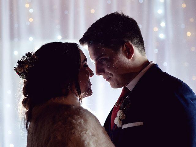 O casamento de Paula e Jorge