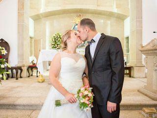O casamento de Ana e André