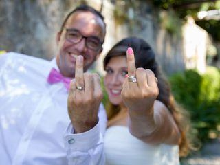 O casamento de Lumena  e Filipe