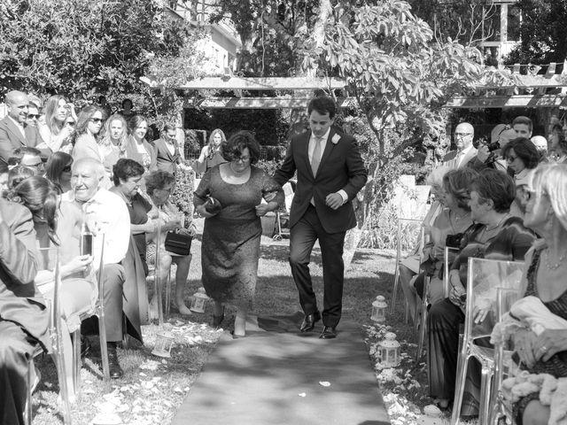 O casamento de Rui e Rute em Linhó, Sintra 42