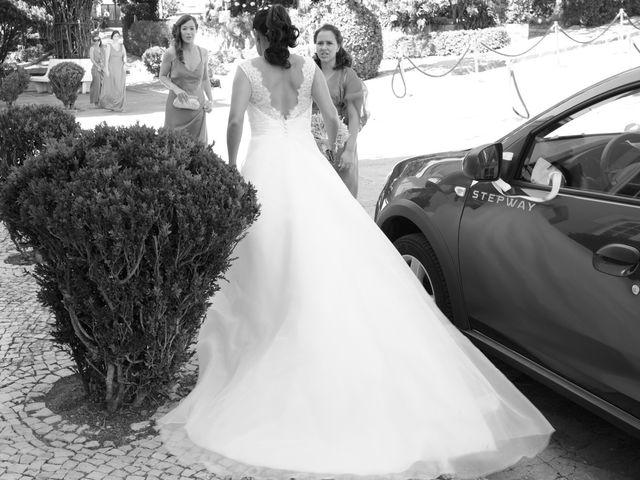 O casamento de Rui e Rute em Linhó, Sintra 43