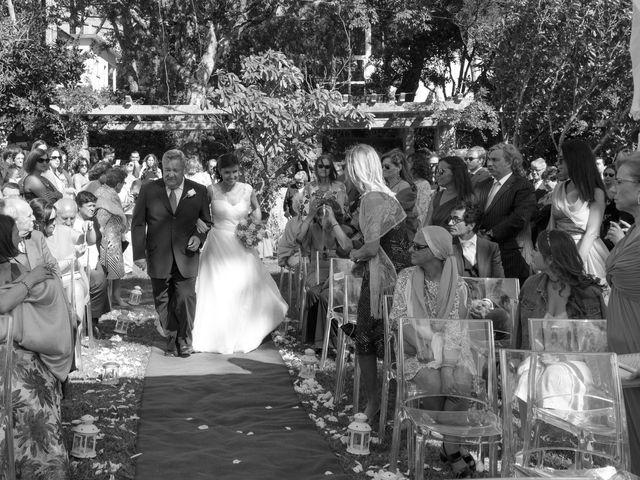 O casamento de Rui e Rute em Linhó, Sintra 44