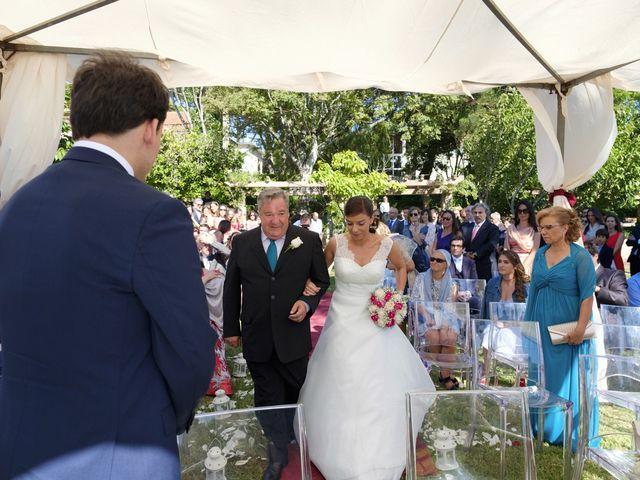 O casamento de Rui e Rute em Linhó, Sintra 45
