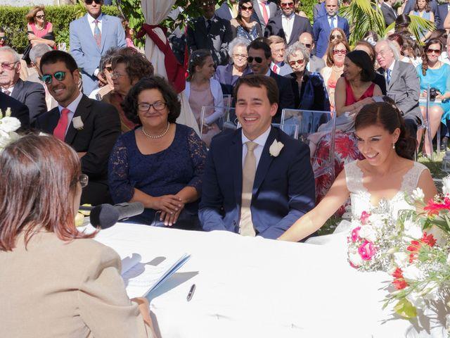 O casamento de Rui e Rute em Linhó, Sintra 48
