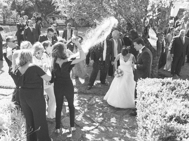 O casamento de Rui e Rute em Linhó, Sintra 56