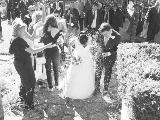 O casamento de Rui e Rute em Linhó, Sintra 58