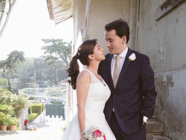 O casamento de Rui e Rute em Linhó, Sintra 69