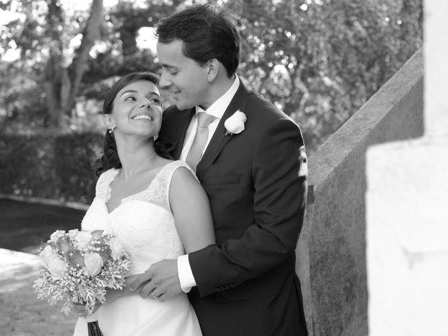 O casamento de Rui e Rute em Linhó, Sintra 70